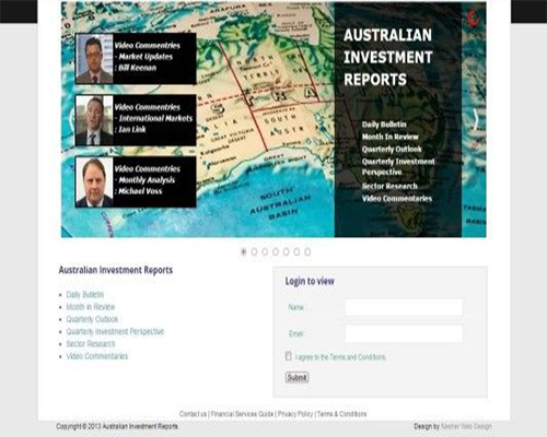 Australian Investment Reports